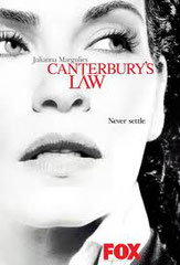 LA LOI DE CANTERBURY Universal - 2007 - USA •  Studio de doublage : Dubbing Brothers •  Direction artistique : Laurent Vernin •  2 épisodes sur 6 •  Diffusion : M 6
