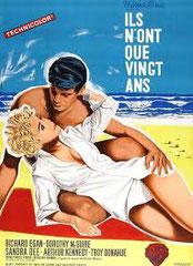 A SUMMER PLACE (ILS N'ONT QUE VINGT ANS) • de Delmer Daves • Warner - 1959 - USA • Laboratoire de sous-titrage : TITRA-TVS