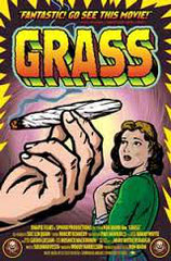 L'HISTOIRE DE LA MARIJUANA (GRASS), de Ron Mann • Sphinx Production - 2000 - USA