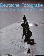 Deutsche Fotografie - Macht eines Mediums 1870 - 1970, Kunsthalle der Bundesrepublik Deutschland, Bonn, 1997