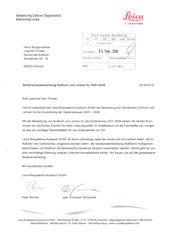 Leica Biosystems Nussloch GmbH