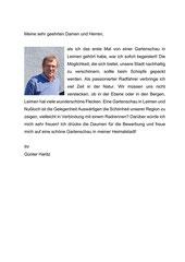 Günter Haritz (ehem. Radrennfahrer, Olympiasieger und Weltmeister in der Mannschaftsverfolgung)