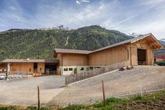 Landwirtschaftliches Gebäude Neustift