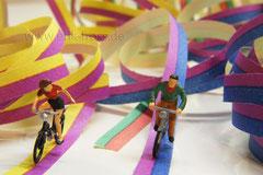 Radschlangen by Erik