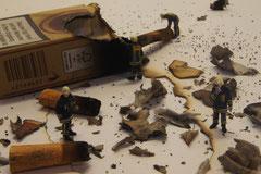 Raucherschäden by Erik