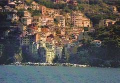 Kurz vor Riomaggiore