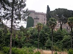 Blick auf das Castello