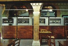 Weinprobe mit EC-Karte