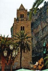 Kirche in Cefalu