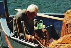 Es gibt noch Fischer in Cefalu