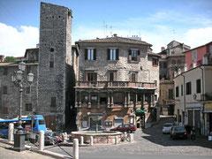 Piazza in Narni