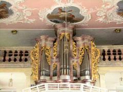 mit Orgel