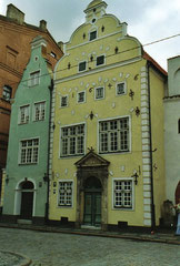 Architektur in Riga