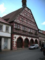 Rathaus Ebern