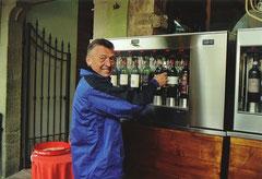 Die erste Weinprobe unseres Lebens mit EC-Karten-Zahlung