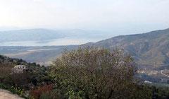 Ce que nous aurions du voir ! Le lac de Tibériade et le Golan