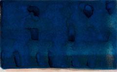 o.T. 2010 Aquarellfarbe 14,8 x 23,9 cm