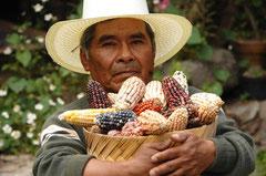 Die Kleinbauern kämpfen um ihr Saatgut / Mais - Mexiko