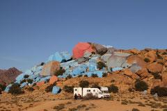 Les Paintures nahe Tafraoute