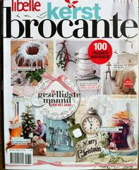 Special voor Libelle, Kerst brocante 2013
