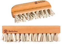Fusselbürste - Für Kleideund Und Polster.Bürstet Tierhaare und Schuppen einfach weg.  Geöltes Buchenholz, Naturkautschuk.