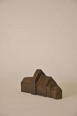 Spiel VI, 2010/11, Bronzeguss, 31 cm x 15 cm x 16 cm, Aufl. 7+ea Ex. 1/7