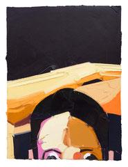 MEINUER, 2019, Öl auf Leinwand, 120 x 90 cm