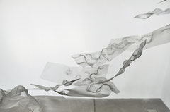 AXEL ANKLAM, Boreaden, 2012_2020, Rauminstallation, Edelstahl, Größen varierend, Edition