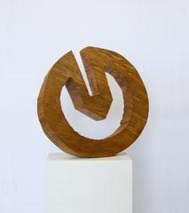WHEEL 2013 VI, 2013, Sapelli, 56 cm x 58 cm x 10 cm