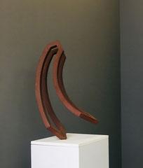 AUF UND AB 2009, III, 2009, Corten, 77,5 cm x 34 cm x 30 cm, Aufl. 7 + ea
