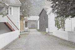 TOPOPHILIA, 2016, Archivpigmentprints auf Hahnemühle Photo Rag Ultra Smooth, A3