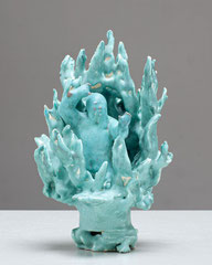 UNTITLED, 2005, Keramik, 27 x 18 x 18 cm