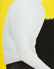 Untitled 2020 Acryl auf Leinwand 90 x 70 cm