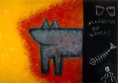 I am a dog (Barcelona)