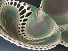 Pierced bowls