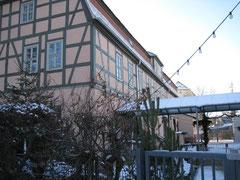Weihnachtsmannhaus