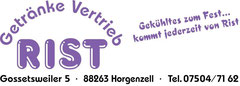 Getränke Rist Horgenzell