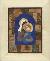 La vierge et l'enfant (190/230)