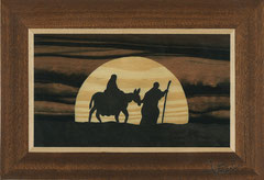 La Nativité vers l'Est (260/180)
