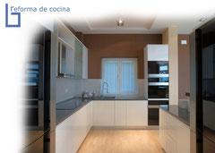Reforma de cocina en Granada