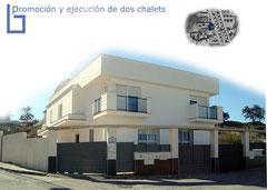 Construcción de chalets en Granada