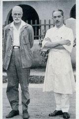 Yersin et Jacotot à Nhatrang