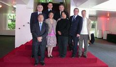 Mercredi 29 avril à l'Espace Cardin, le Comité Exécutif a organisé sa première réunion officielle de travail, en présence de Madame Anna Owhadi-Richardson, Présidente de l'Association AD@lY en charge de la Francophonie, Madame Nguyen Ngoc Oanh, et du Dr.