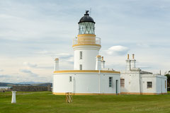 Lighthouse, Chanonry Point, Fortrose