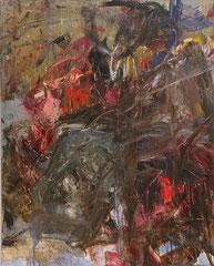 """""""O.T."""", 100 x 80 cm, Öl auf Leinen, ca. 1996"""