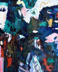 """""""O.T."""", 50 x 40 cm, Öl auf Leinen, 1999/2014"""