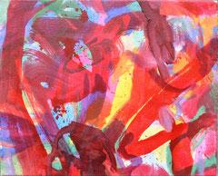 """""""O.T.,"""" 40 x 50 cm, Öl auf Leinen, 2013"""