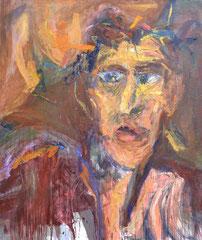 """""""Patrick"""", 190 x 160 cm, Öl auf Leinen, 1998"""