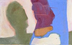 """""""Shadow"""",  25 x 40 cm, Öl auf Leinen, 2006"""