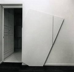 Acrylique sur toile 200x140x5cm